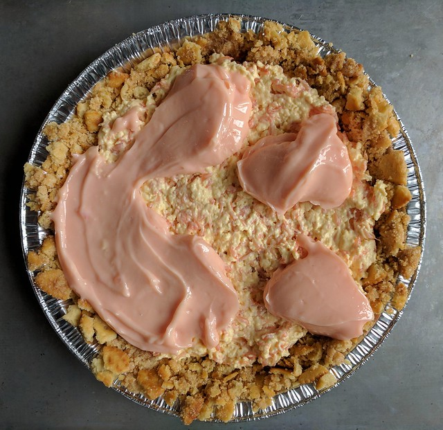 Grapefruit Pie - Assembly