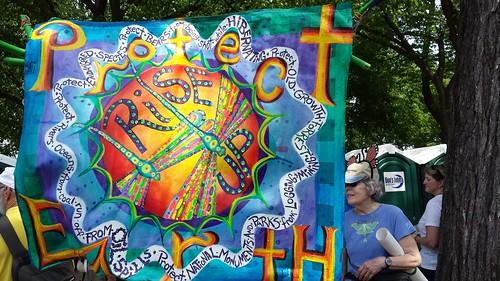 People's Climate March, Washington D.C.