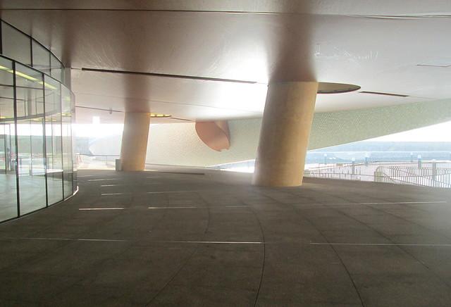 Leixões Dockside Building Supports