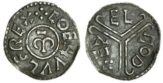 RARE COENWULF PENNY FOUND BY METAL DETECTORIST