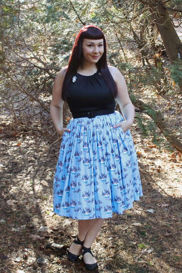 pinup girl clothing skirt