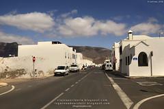Caleta de Famara (Lanzarote, España)