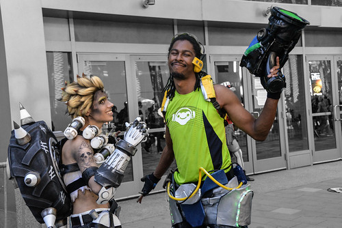 Cosplay in Color - Wondercon 2017