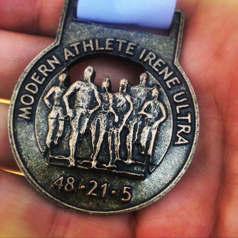 My medal