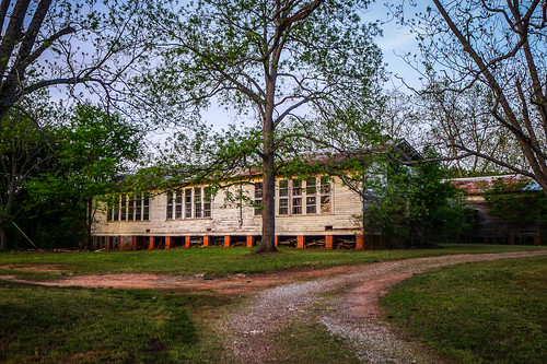 Unknown Rosenwald School in Butts County