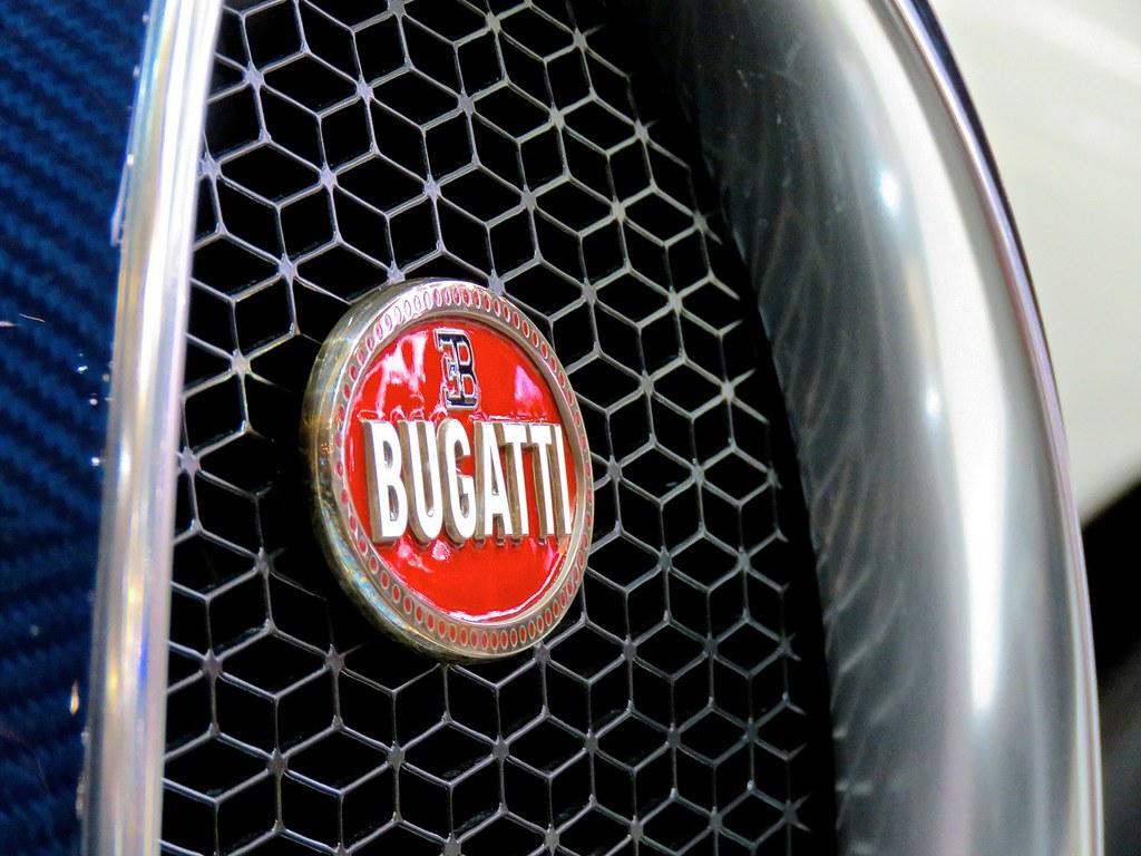 Bugatti Chiron NYIAS 5