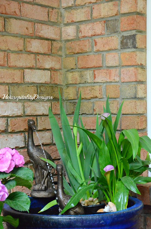 Water Garden-Spring Porch-Housepitality Designs