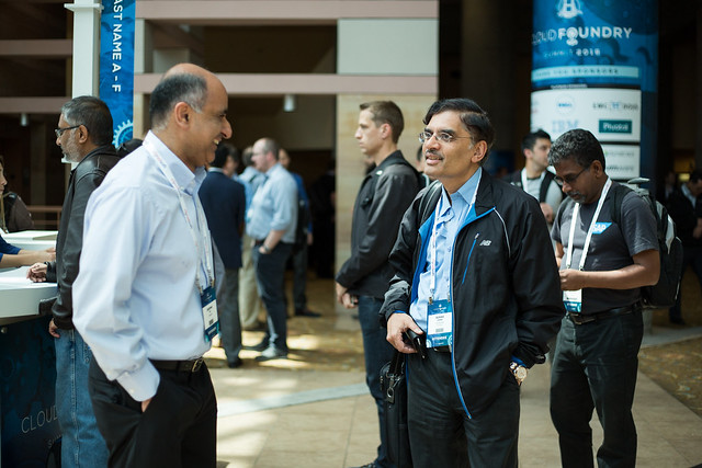 Cloud Foundry Summit 2016