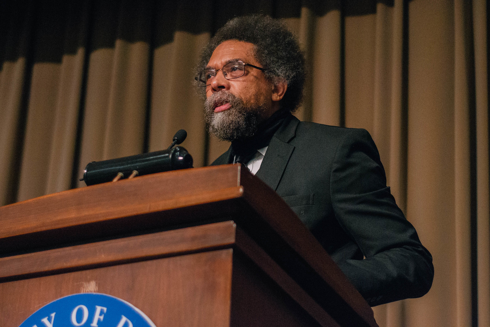 Cornel West featured as keynote speaker in symposium series