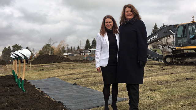 Calgary's Elbow Valley Lands Affordable Housing Development will provide homes for more than 200 residents.