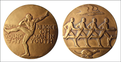 1936 Joy of Youth Medal