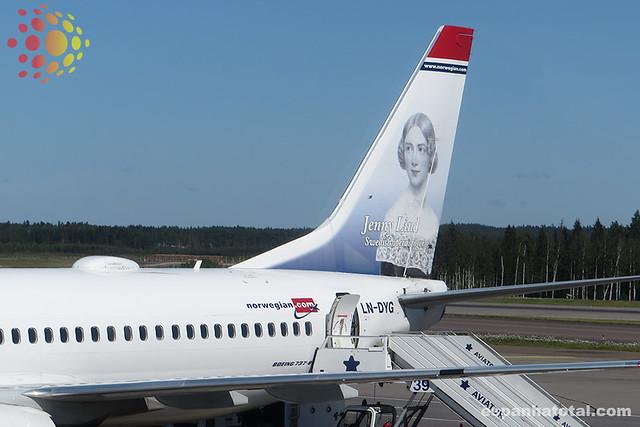 low-cost Norwegian