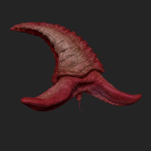 Tounge Snail - WIP - 02