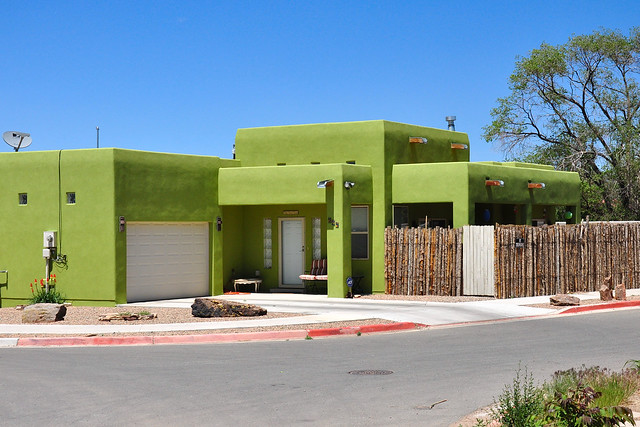 Santa Fe Architecture Great Looking Homes By