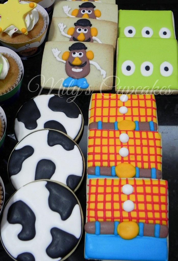 Toy Story Cake Ideas Easy