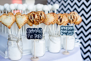 Mmmm, pie pops at Unveiled! | by Sweet Lauren Cakes
