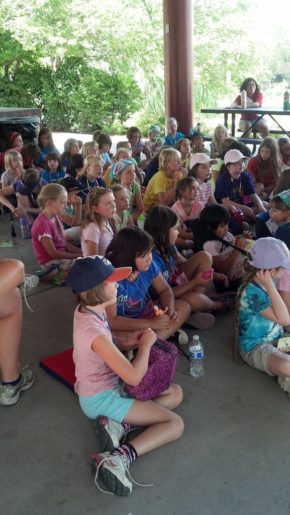 day camp girl power interlocken park broomfield co
