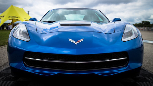2014 Corvette C7 Laguna Blue | by culinarycara
