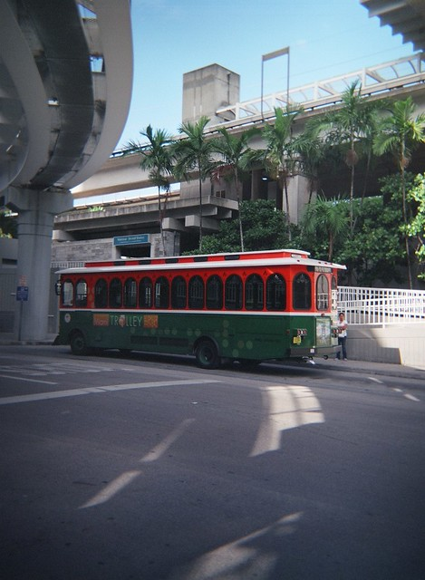 Miami Beach Trolley Recorridos
