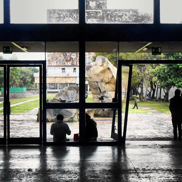 Facultad de arquitectura unam francisco martinez for Facultad de arquitectura una