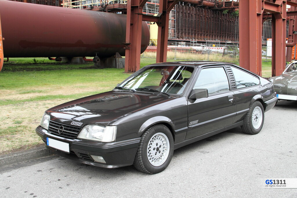 1983 1986 opel monza gse join my car pics page on facebo flickr. Black Bedroom Furniture Sets. Home Design Ideas