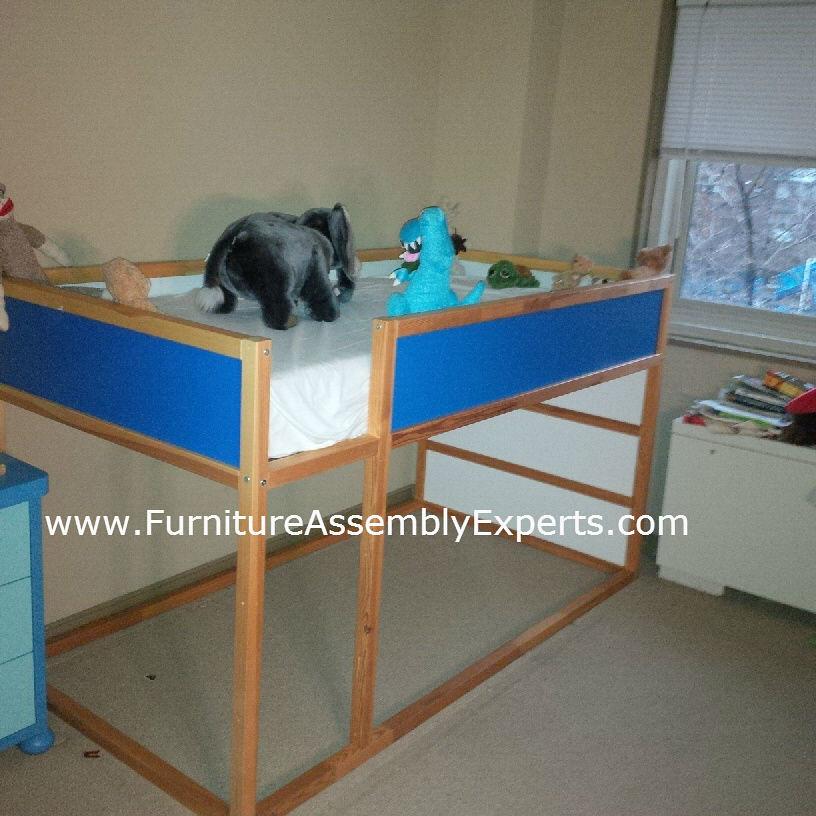 Ikea Kids Loft Bed Assembly Service In Philadelphia Pa Flickr
