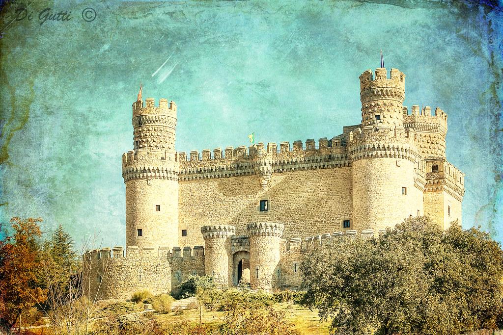 Castillo de los mendoza este castillo es una importante - Polideportivo manzanares el real ...