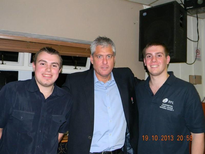 Paul Cromer & Nick Woodward with Guest Speaker - Karl Kirk…   Flickr