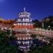 Temple of Heaven, Epcot, Walt Disney World, FL WDW