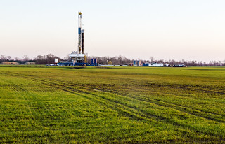 Natural Gas Well Fracking | by danielfoster437