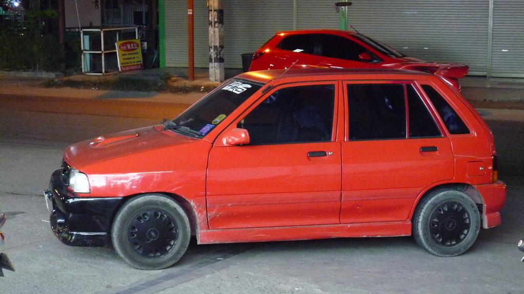 Hiphopcarjunkie Ford Festiva Mazda 121 2