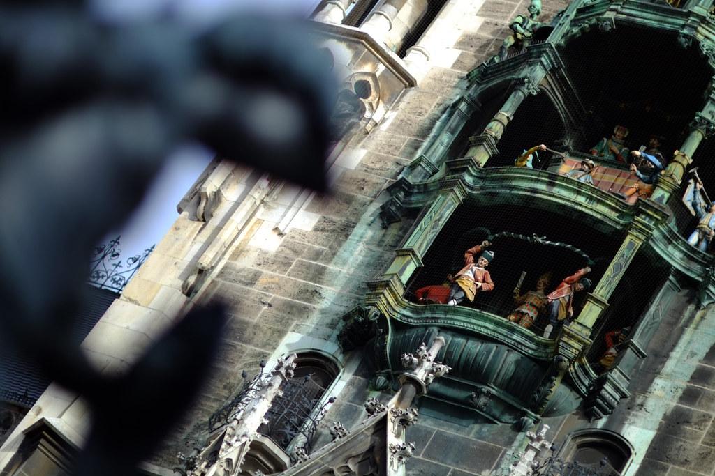 The Glockenspiel