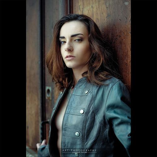 Mathilde Portrait | FUJI x-T1