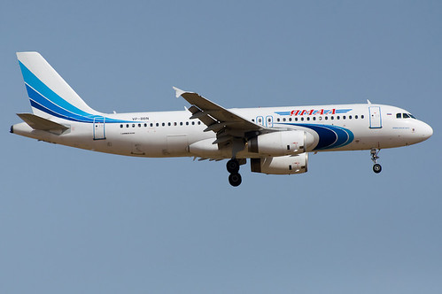 VP-BBN - Yamal Airlines - Airbus A320-200