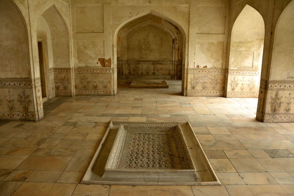 Hammam Royal Baths Red Fort Delhi The Hammam Of The