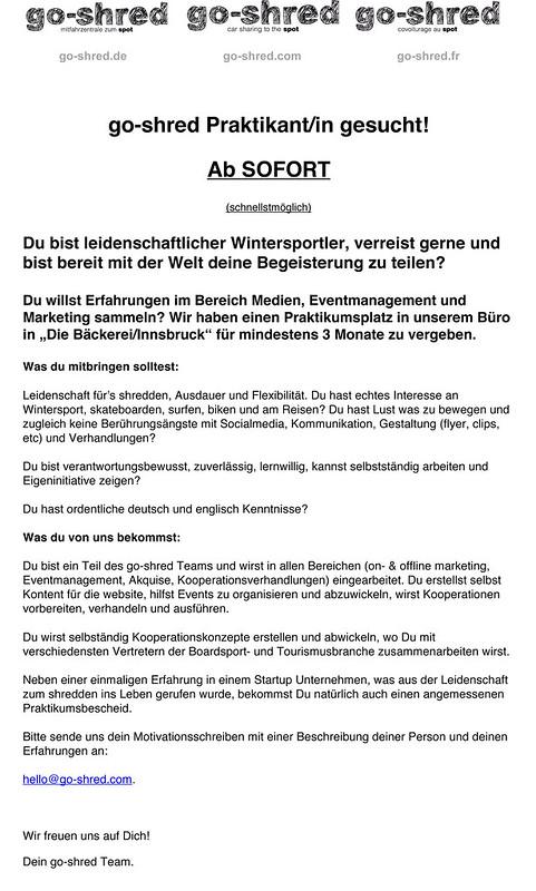 Microsoft Word - Ausschreibung 0317.doc
