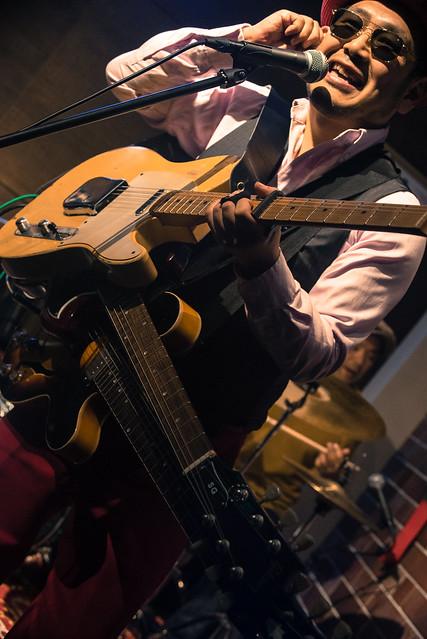 TexasHoldClover live at Catfish Tokyo, 18 Feb 2017 -00138