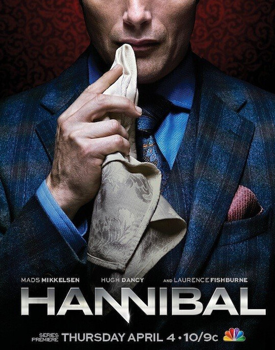 Hannibal - TV Series - Season 1 - Poster 1