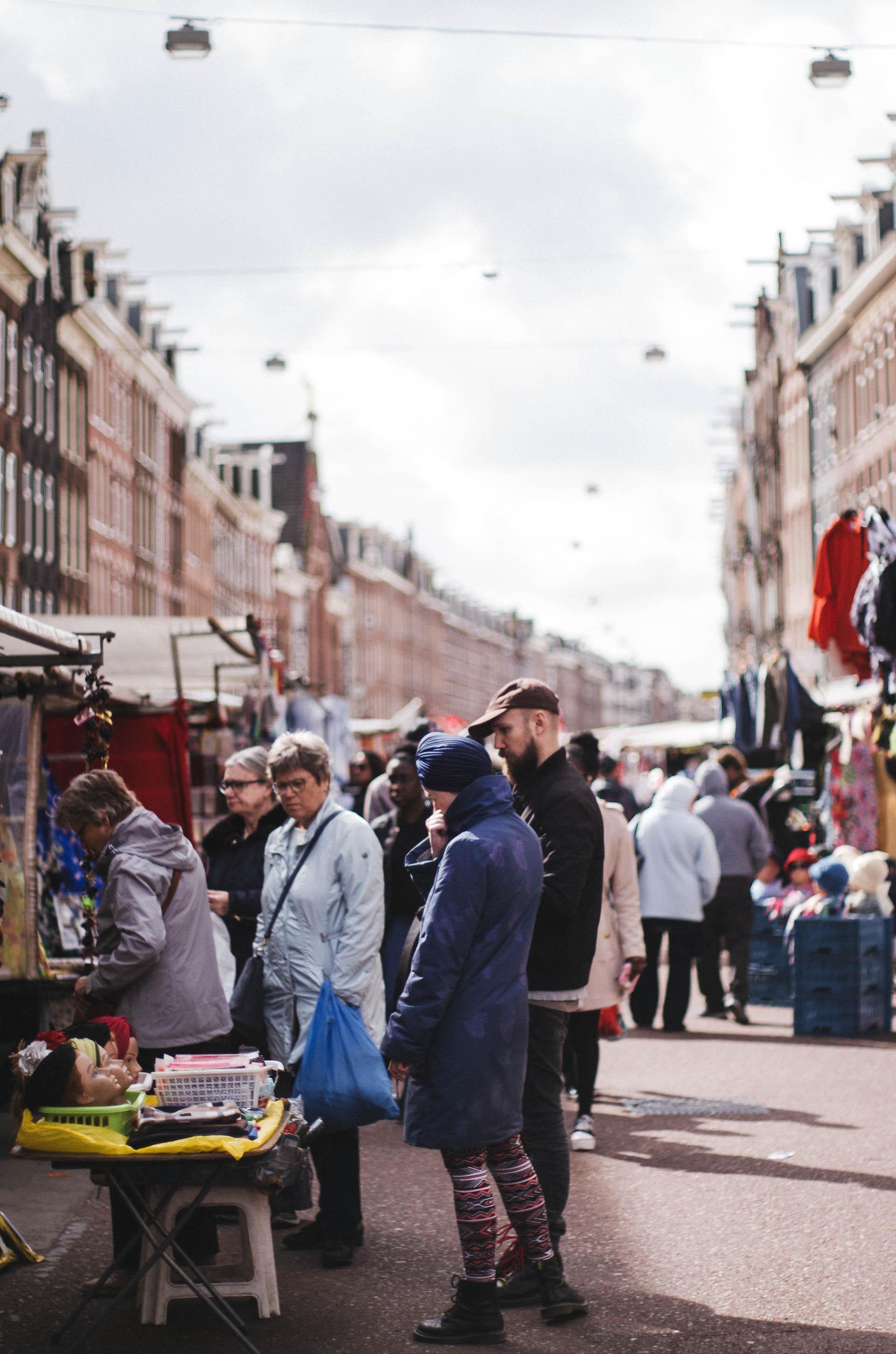 Amsterdam, Hearth