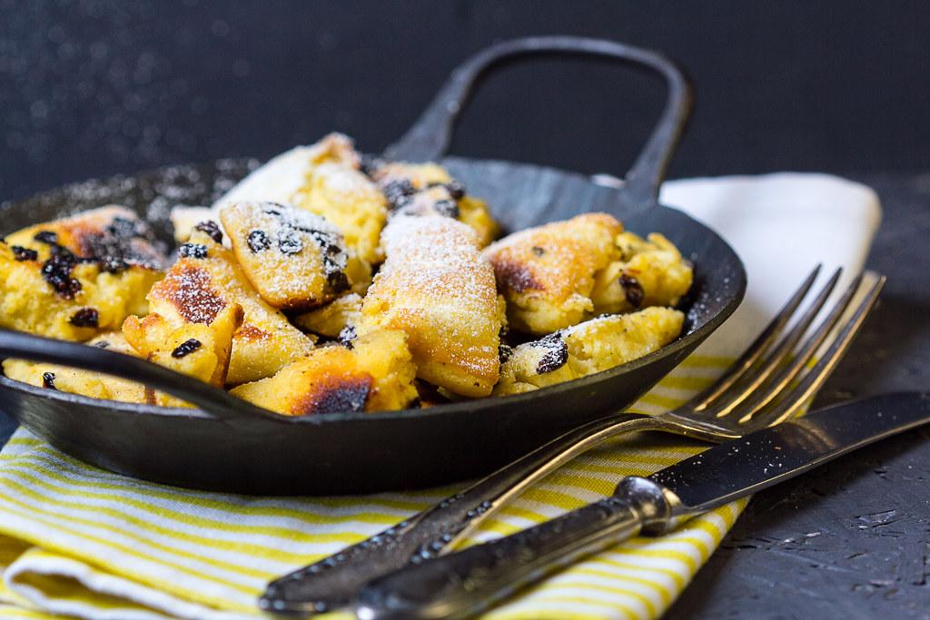 Kaiserschmarren aus dem Ofen via lunchforone