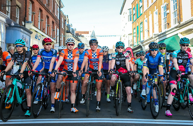 2017 HSBC UK   National Women's Road Series: Tour of the Wolds