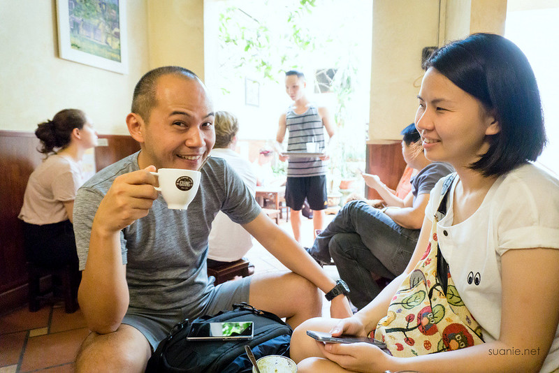 Hanoi itinerary - Day 04 Hanoi coffee
