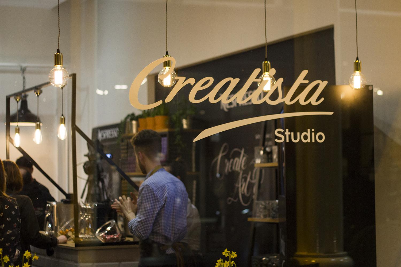 Leeds Creatista Studio by Nespresso