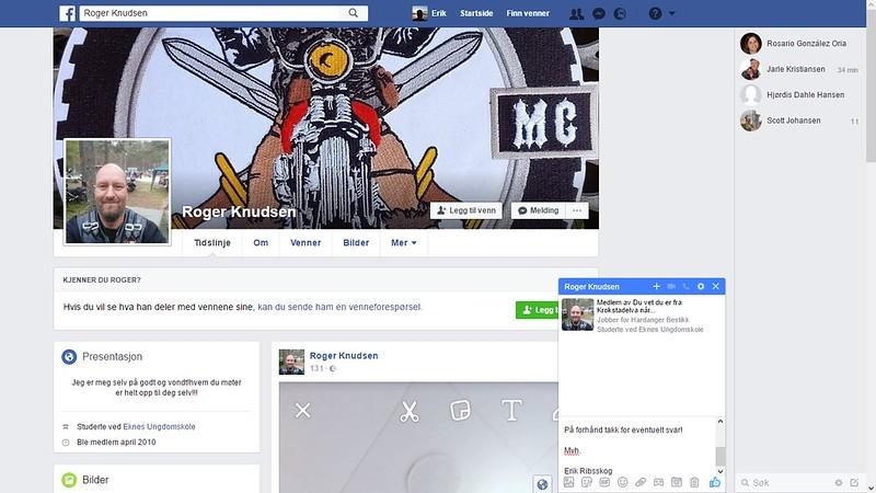 roger knudsen facebook