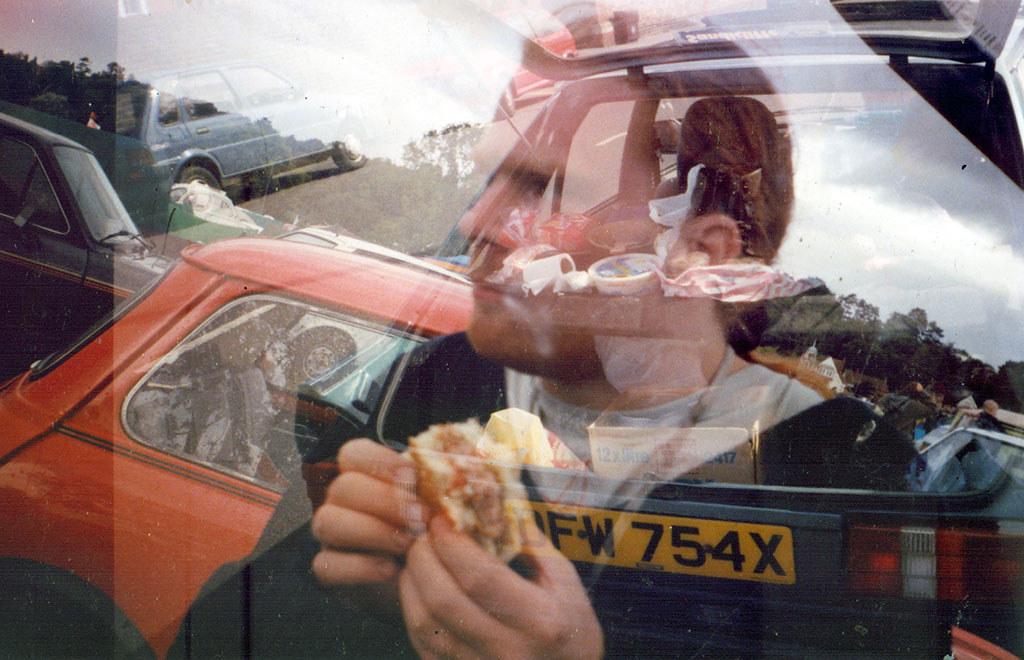 Reading Festival 1991 Double Exposure