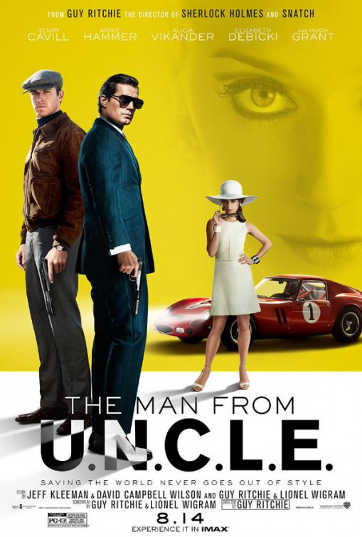 The Man from U.N.C.L.E. - Film - Poster 4