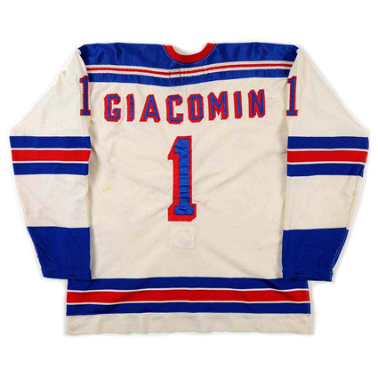 New York Rangers 1974-75 B jersey