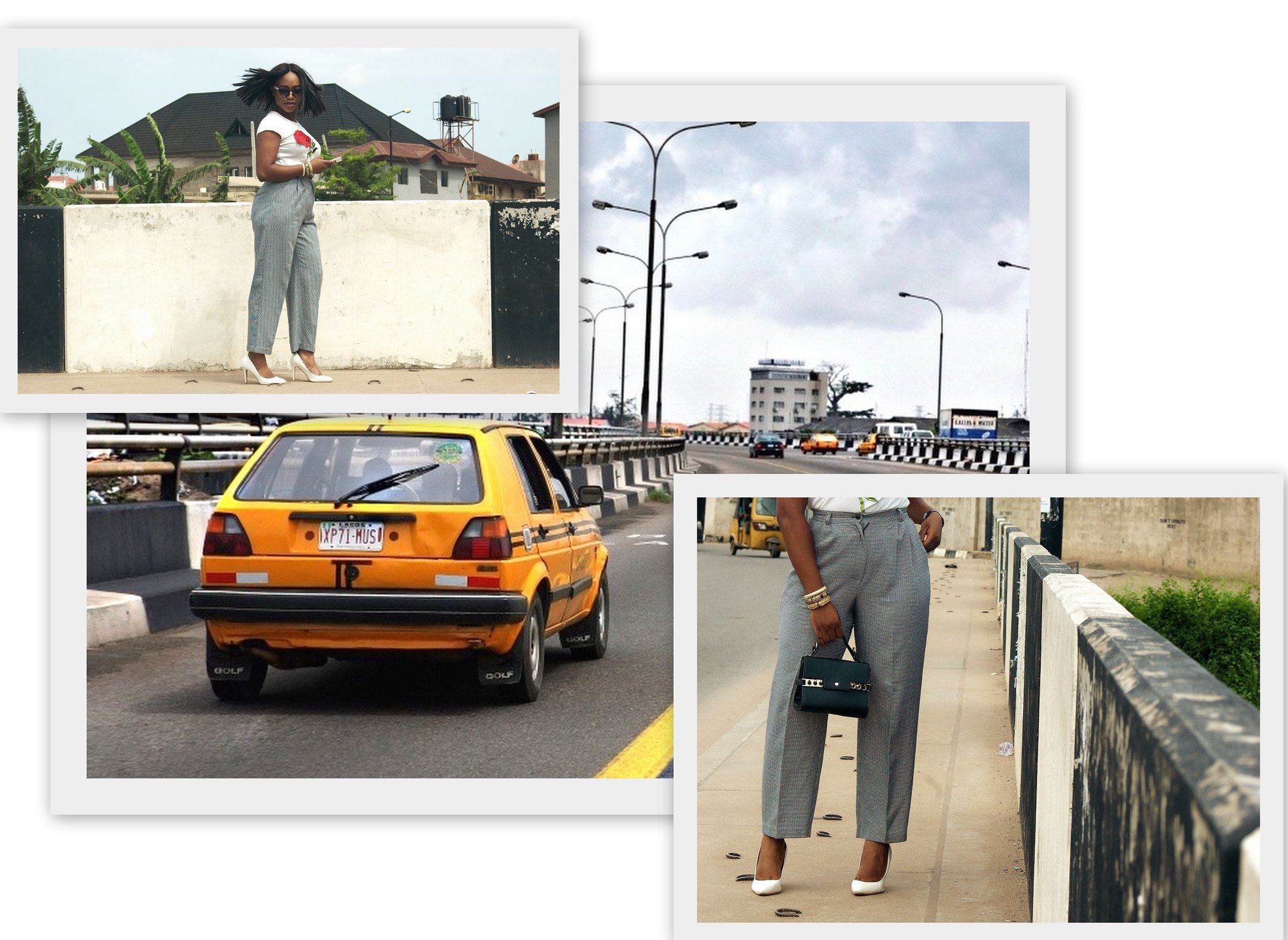 Lagos fashion blogger, VSCO Edit, Fashion blogs in Lagos