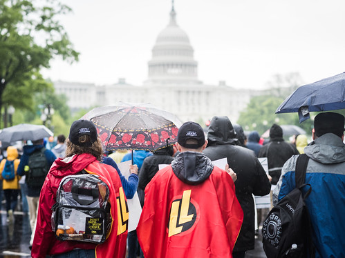 A Heroic Science March on DC | by Geoff Livingston