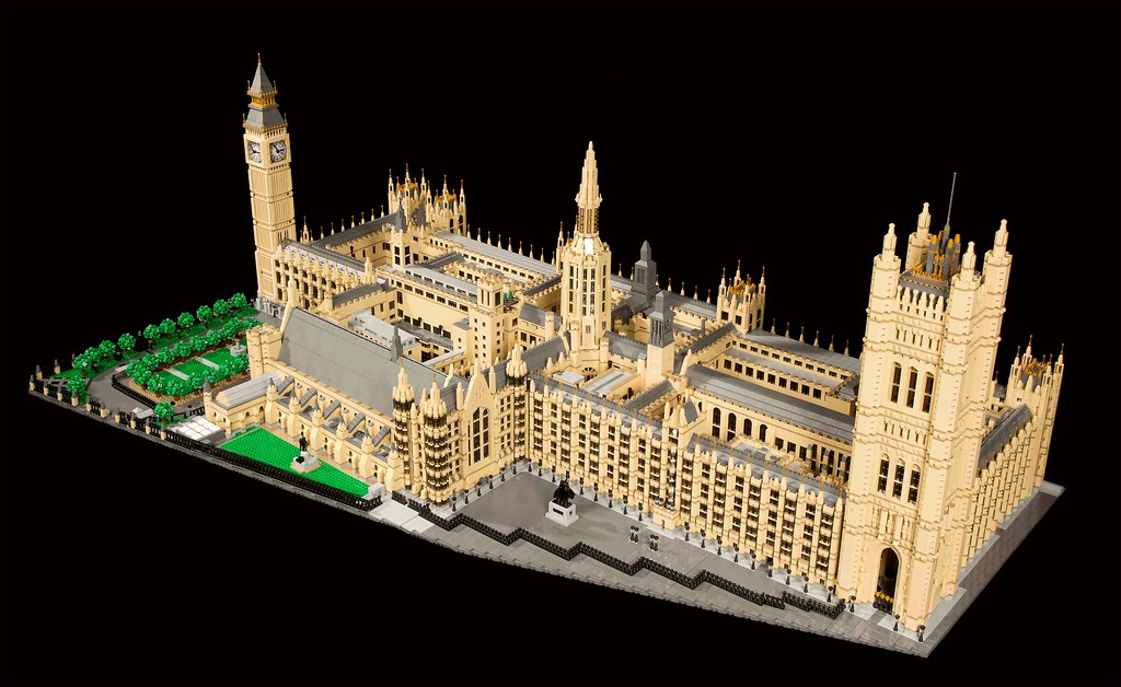 Moc Palace Of Westminster Brickset Lego Set Guide And